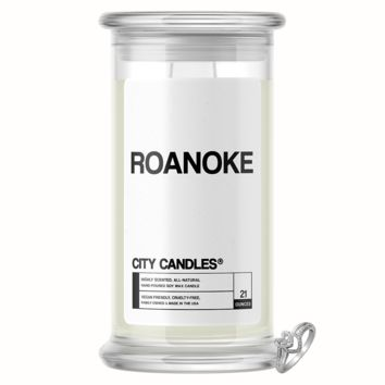 Roanoke City Jewelry Candle