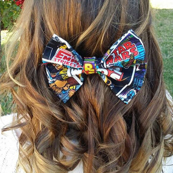 Star Wars Hair Bow