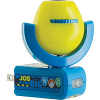 Nickelodeon Led Projectables Paw Patrol Plug-in Night Light
