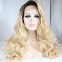 Sexy Blond Lace Front Wig