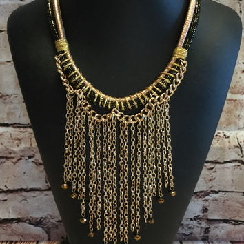 Tell Me When Necklace