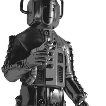 "Bigger on the Inside: ""Cyberman"" by Andrew Swainson"