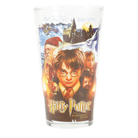 Harry Potter And The Sorcerer's Stone Pint Glass