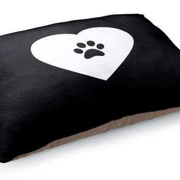 DOGGY LOVE Pet Bed By Greg Conte
