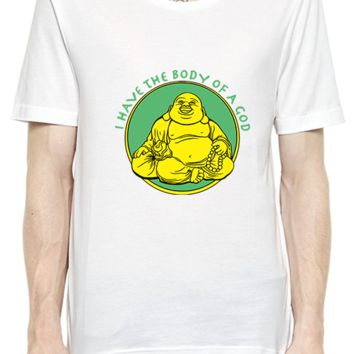 I Have The Body Of A God T-Shirt For Men
