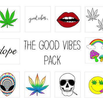 Good Vibes Pack