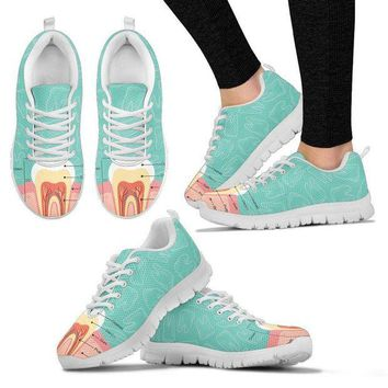 DCK7YE Dentist Diagram Sneakers