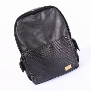 College Back To School On Sale Stylish Hot Deal Comfort Men Korean Bags Vintage Casual Backpack [6583343111]