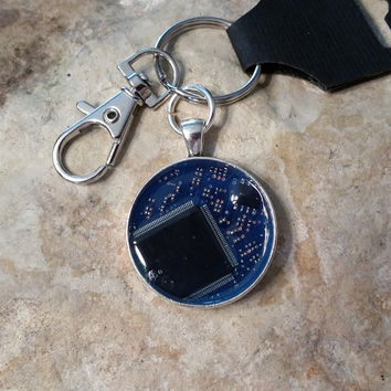 Computer Key Chain, Gifts for Him, Key Chains for Men, Computer Board Key Chain, Gifts For Men, Mens Accessories, Key Chain, Key Chains,