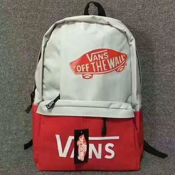 VANS Trending Fashion Sport Laptop Bag Shoulder School Bag Backpack G-JJ-MYZDL-2