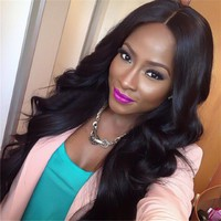 Full Lace Human Hair Wig w/ Wig Cap