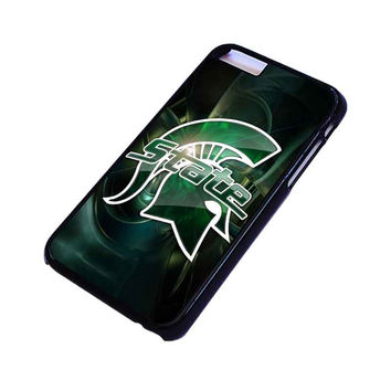 MICHIGAN STATE SPARTANS iPhone 6 / 6S Plus Case Cover
