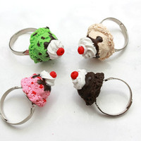 Ice Cream Sundae Ring