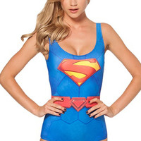Superman Monokini