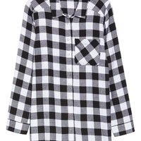 Make + Model Flannel Nightshirt | Nordstrom