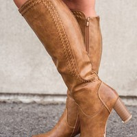 Ride Countryside Boots (New Tan)