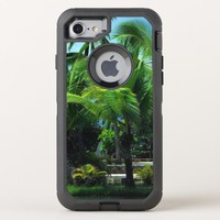 Tropical Island OtterBox Defender iPhone 8/7 Case