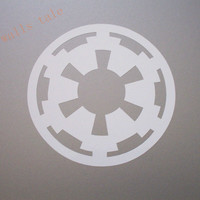 Variety of star wars wall sticker , Star Wars Imperial Rebel Alliance JEDI ORDER Logo Vinyl Decal Stickers for Laptop/phone/car