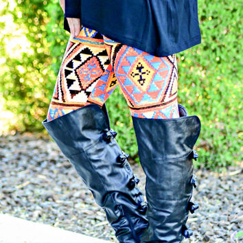 SONORAN LIVING LEGGINGS - ONE