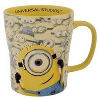 Despicable Me - Minion Mayhem - Coffee Cup Mug - Exclusive Universal Studios Orlando Item:Amazon:Kitchen & Dining