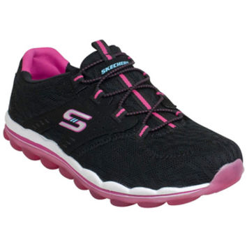 Skechers Skech-Air Lite Black Training Sneaker