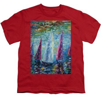 Sails To-night - Youth T-Shirt