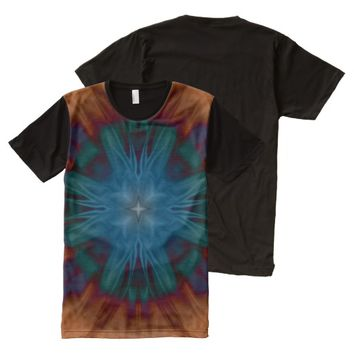 Copper Blues All-Over Print T-shirt