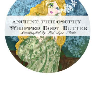 Ancient Philosophy Whipped Body Butter