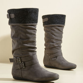 Warm Up, Chill Out Boot | Mod Retro Vintage Boots | ModCloth.com