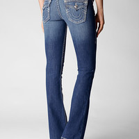 Hand Picked Bootcut Flap Pocket Big T Super T Womens Jean - Bootcut | True Religion Brand Jeans