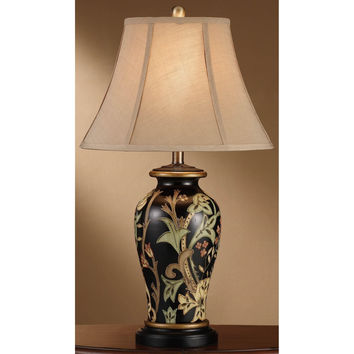 Crestview Collection Windham 1 Light Table Lamp