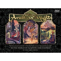 Tales of the Arabian Nights - Tabletop Haven
