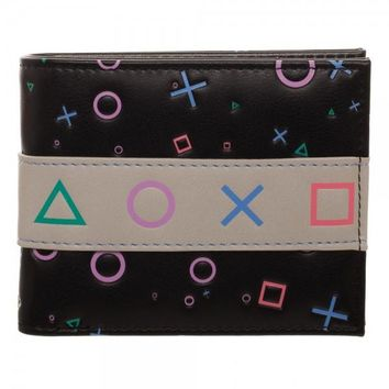 PlayStation Shapes Wallet