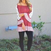 Visions Of Grace Tunic | Monday Dress Boutique