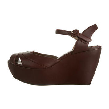 Marni Wedges w/ Tags