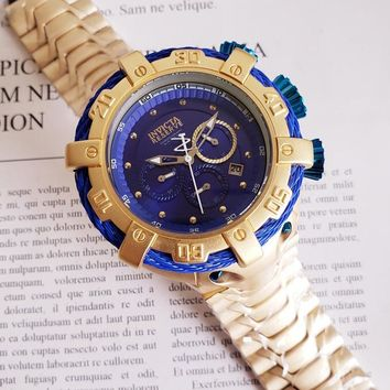 Invicta Women Men Fashion Quartz Watches Wrist Watch