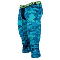 Nike Pro Combat Core Compression 3/4 Tight - Men's at Eastbay