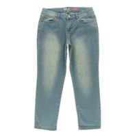 Style & Co. Womens Light Wash Mid-Rise Skinny Jeans