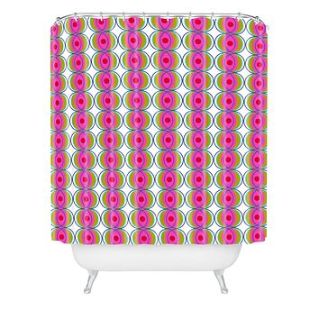 Caroline Okun El Yunque Shower Curtain