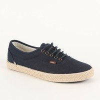 Vans LPE Espadrille Shoe - Mens Shoes - Blue