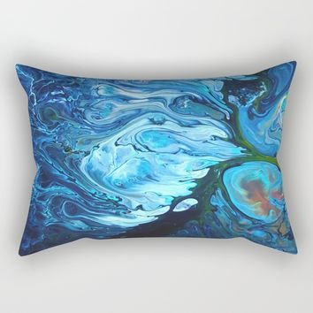 Organic.2 Rectangular Pillow by DuckyB