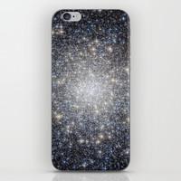 Global Cluster iPhone Skin by Knm Designs