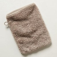 Plush Bath Mitten by Anthropologie