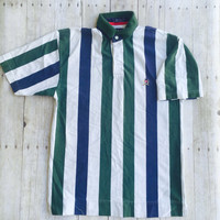Vintage Shirt Tommy Hilfiger Polo Style Tee Clothing