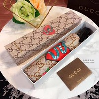 Gucci Fashion Folding Umbrella