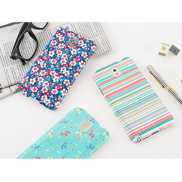 Ardium Pattern polycarbonate smartphone case for galaxy note 3
