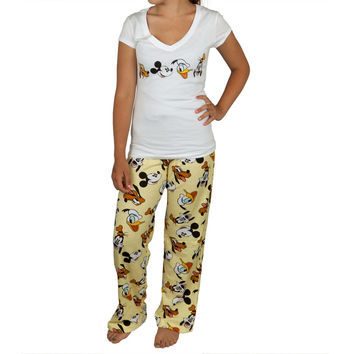 Disney - The Guys Juniors Pajama Set