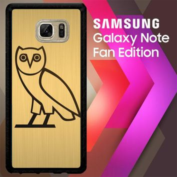 Ovoxo Drake Asap Rocky The Weeknd L1467 Samsung Galaxy Note FE Fan Edition Case