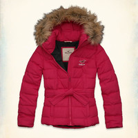 Girls Cardiff Jacket | Girls Clearance | HollisterCo.com