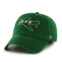 New York Jets 47 Clean Up Hat